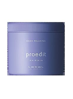 Увлажняющий крем для кожи головы и волос Lebel Proedit Hair Skin Oasis Relaxing 360 мл.