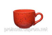 Чашка Ardesto Bagheria, 480 мл, Warm apricot, керамика