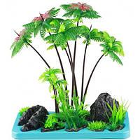 Искусственное растение для аквариума SunSun FZ 105
