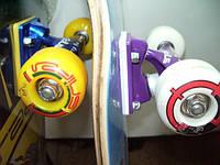 Скейт RADIUS колеса триптонитовые сверхпрочный материал скейт Радиус купить Киев