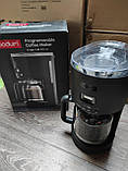Програмована кавоварка на 12 чашок Bodum 11754-01, фото 2