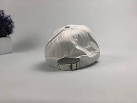 Кепка Бейсболка Мужская Женская Vetements с надписью Securite Белая, фото 2