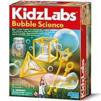 Набор для опытов с мыльными пузырями 4M (00-03351)