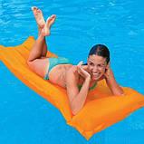 Матрас надувной Intex 59717 (orange), фото 3