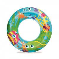 Bestway надувний круг 36013 (водний мир), фото 1