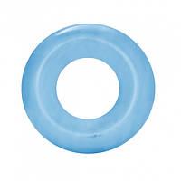 Надувной круг Bestway 36022 (blue)