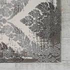 Ковер современный VALS W3228 1,6Х2,3 Кремовый прямоугольник, фото 6
