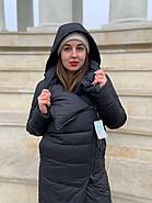 Пуховик пальто женский Tongcoi 915-701, фото 5
