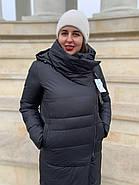 Пуховик пальто женский Tongcoi 915-701, фото 4