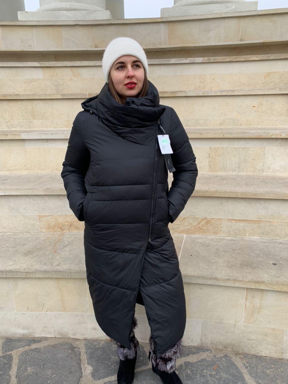 Пуховик пальто женский Tongcoi 915-701