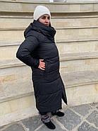 Пуховик пальто женский Tongcoi 915-701, фото 2