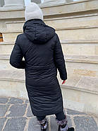 Пуховик пальто женский Tongcoi 915-701, фото 3
