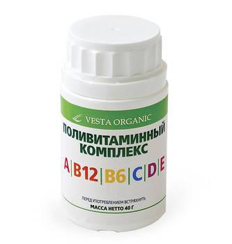 ПОЛІВІТАМІННИЙ КОМПЛЕКС, 40 Г, фото 2