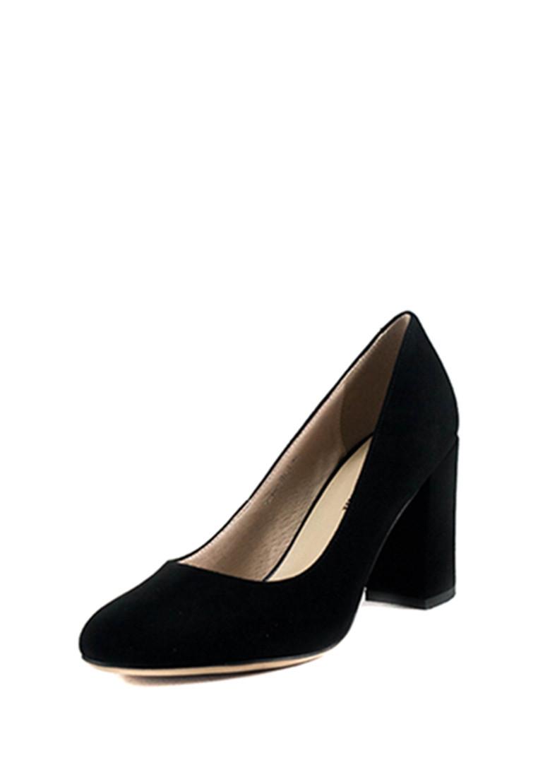 Туфли женские Fabio Monelli K2907-301-3 черные (35)