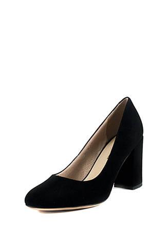 Туфли женские Fabio Monelli K2907-301-3 черные (35), фото 2