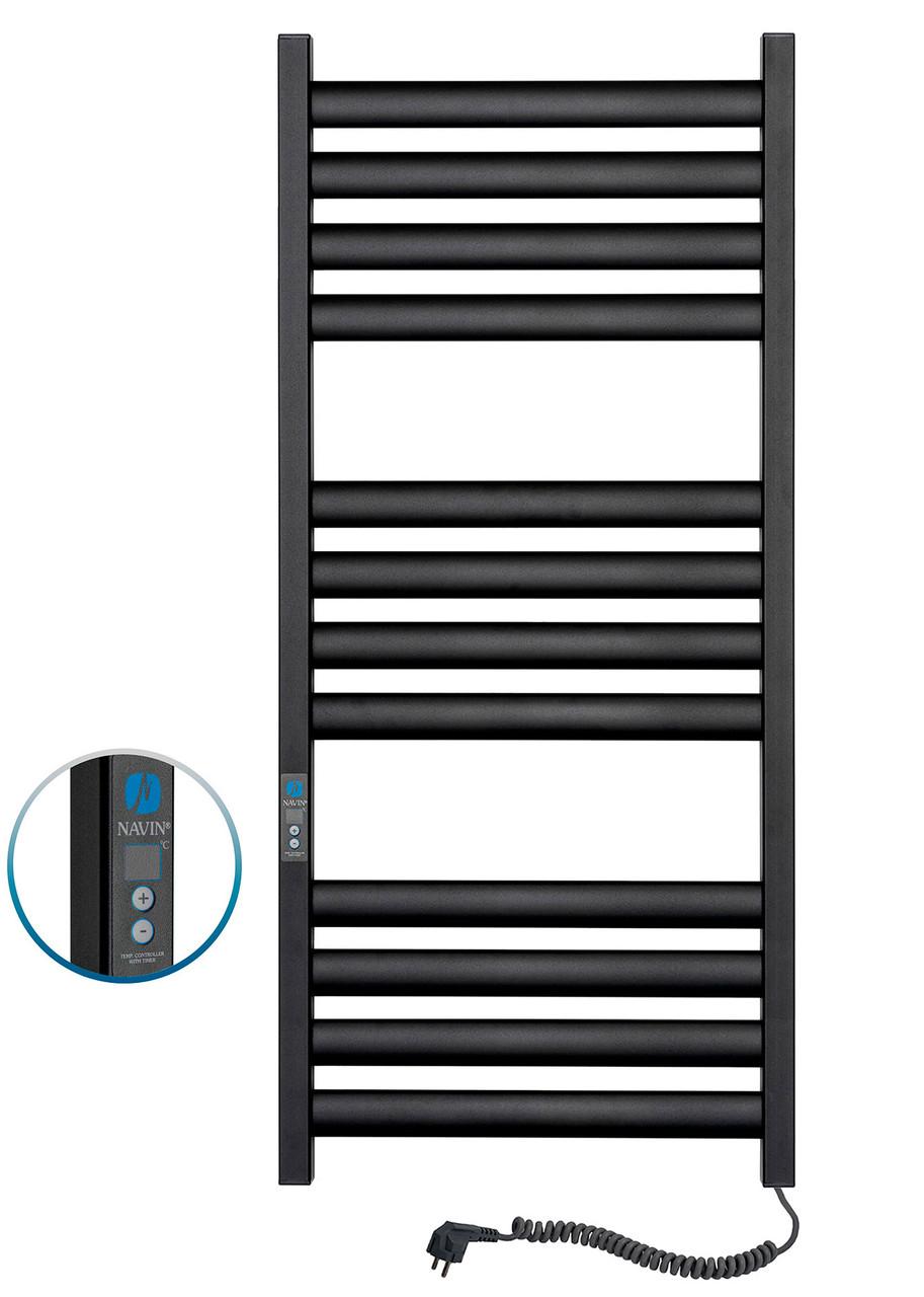 Полотенцесушитель Ellipse 500х1200 Digital правый (черный муар) 12-245052-5012