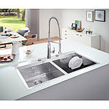 Кухонная мойка Grohe Sink K800 31584SD0, фото 3
