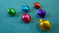 Бубенчики, цветные, 6 мм