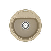 Кухонна мийка VANKOR Lira LMR 01.44 Safari + сифон VANKOR