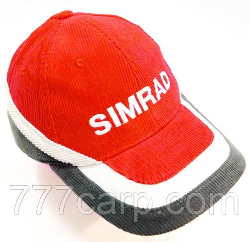 Кепка, бейсболка SIMRAD