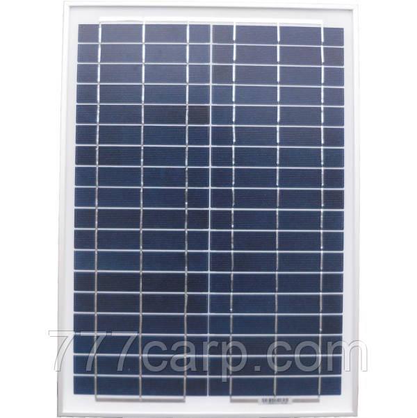 Солнечная панель 30W-12V, Солнечная батарея, банк энергии, мини электростанция, продажа в Харькове, в Украине
