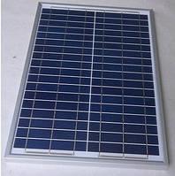 Батарея Солнечная 40W-12V, Солнечная панель, банк энергии, мини электростанция, продажа в Харькове, в Украине, фото 1