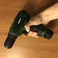 Шуруповерт аккумуляторный BOSCH PBA Easy Drill 1200 Prof