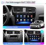 Junsun 4G Android магнитола для  Volkswagen Golf 7 2013 2014 2015 2016 2017  wifi, фото 2