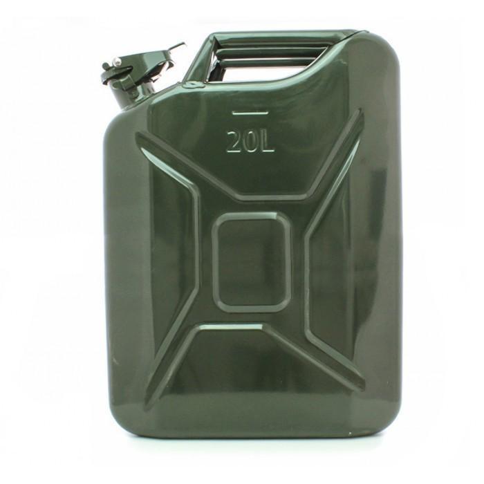 Канистра металлическая KS20