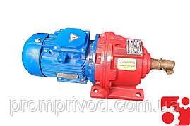 Мотор-редуктор 3МП-50 (2 ступени, 71 об/мин)