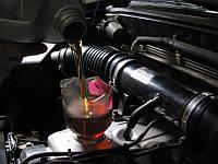 Потрібне промивання двигуна при стандартній заміні масла?