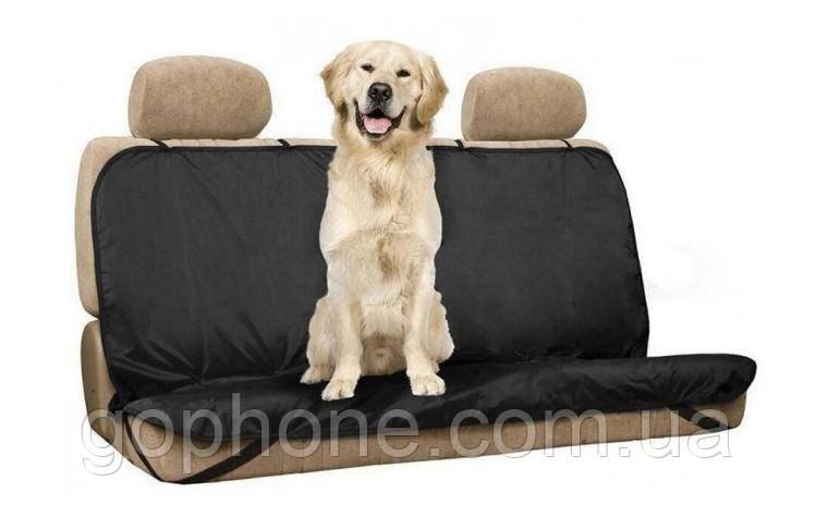 Коврик для собак и кошек Pet Zoom Loungee (черная)