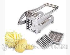 Прибор для нарезки картофеля фри картофелерезка Potato Chippe, фото 2