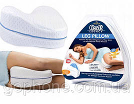 Ортопедическая подушка для удобного сна CONTOUR LEG PILLOW, фото 2