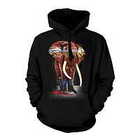 Толстовка The Mountain -  Painted Elephant