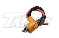 Катушка зажигания GY6-50/150cc оранжевая, усиленная без насвечника TMMP