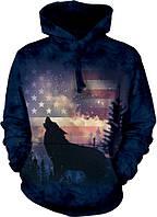 Толстовка The Mountain - Patriotic Howl