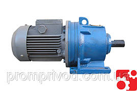Мотор-редуктор 3МП-50 (2 ступени, 90 об/мин)