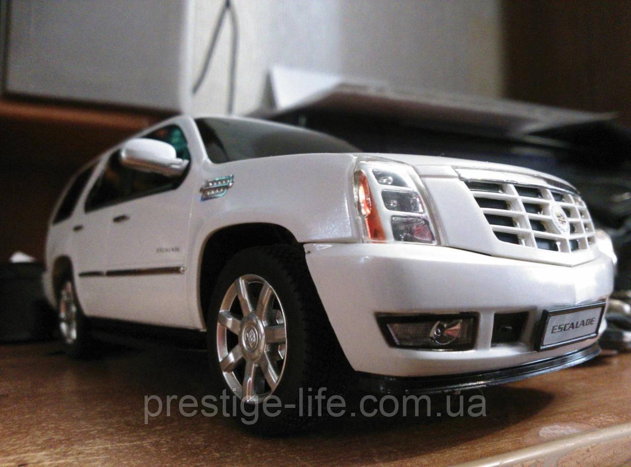 Автомобіль на радіокеруванні Cadillac Escalade 866-1602B Білий