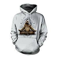 Толстовка The Mountain - Vriksasana Sloth