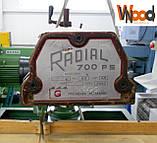 Радіальний торцювальний  верстат Omga Radial 700 P5, фото 6