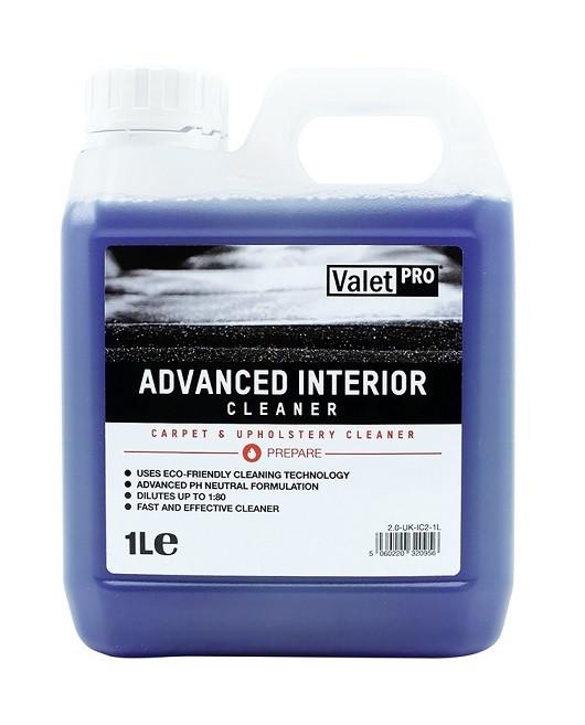 PH нейтральное средство (6.5) для химчистки салона Advanced Interior Cleaner