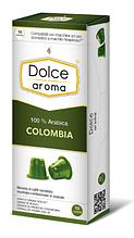 Кофе в капсулах Dolce Aroma Colombia   10 шт.