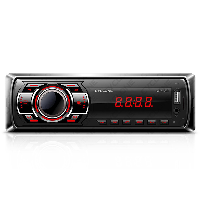Автомагнитола MP3 проигрыватель CYCLONE MP-1101R