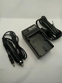 """Зарядное устройство для аккумулятора Canon BP608 тм""""MastAK"""""""