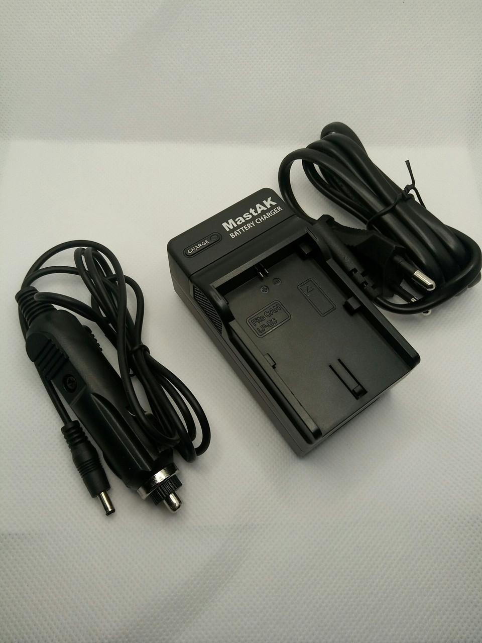 """Зарядное устройство для аккумулятора Canon BP-808 тм""""MastAK"""""""