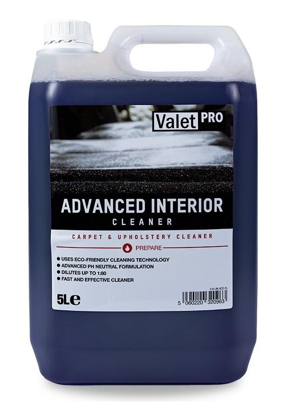 PH нейтральний засіб (6.5) для хімчистки салону Advanced Interior Cleaner