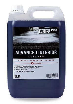 PH нейтральний засіб (6.5) для хімчистки салону Advanced Interior Cleaner, фото 2
