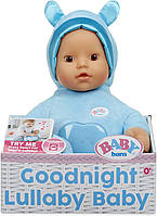 "Музична лялька пупс Бебі Бьорн ""Колискова"" Baby Born Goodnight Lullaby"