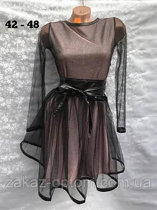 Платье женское оптом(42-48)Украина-64634, фото 2